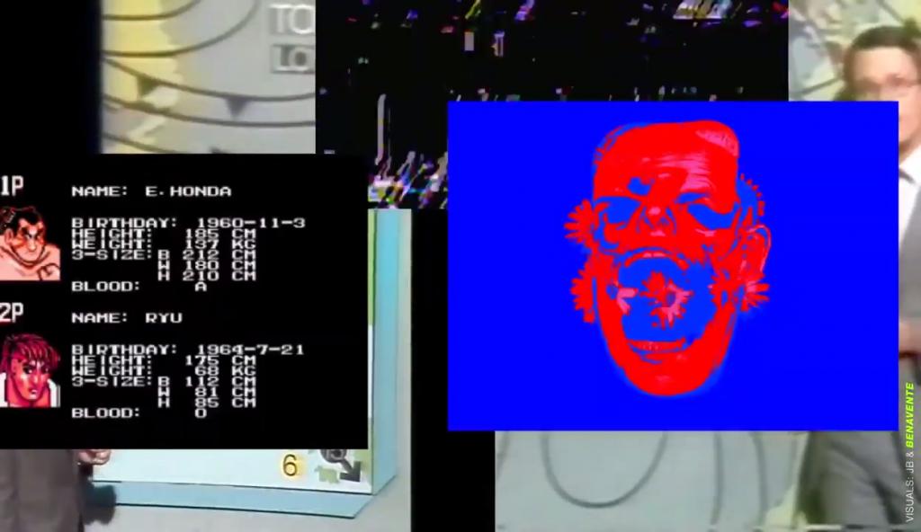 Industra Audio//Visual Mixtape #1 Screenshot