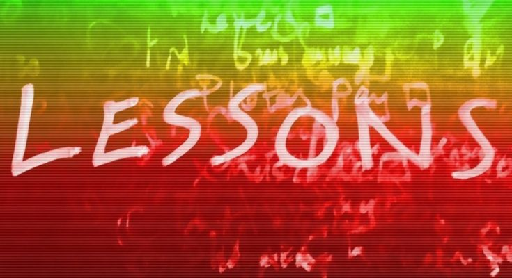 Sarmism - Lessons (Bricolage bc057)